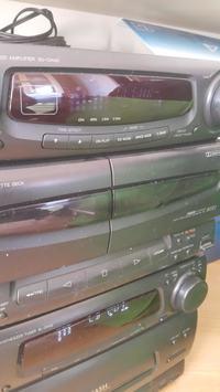Panasonic SU CH40 - Słabe podświetlenie