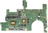 Laptop, ASUS ROG, G750JH - Czarny ekran