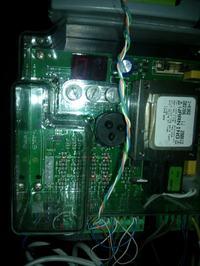 Faac 741 schemat gdzie podłączyć antenę zewnętrzną