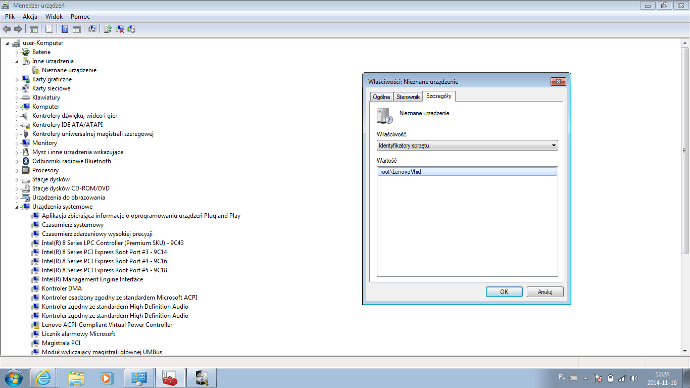 Iusb3 root hub30 vid 8086 pid 9c31 rev 0004 sid 201f1043 - 30b47