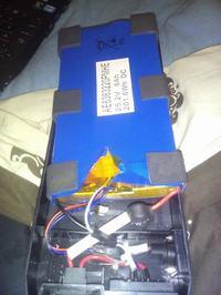 Bateria rower elektryczny