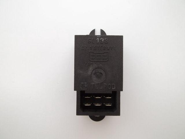 GL 133 na inny - zamiana modu�u zap�onowego
