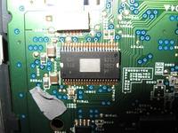 Nagrywarka SONY AD-5260S - Silnik nie kręci płytą, uszkodzony R2A3 0253 SP ?