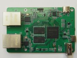 SmartHomeBoard Pi-R2S3328-B - jednopłytkowy komputer z RK3328 wielkości Pi