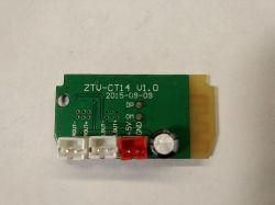 Moduł BT, z końcówką mocy 2 x 3W. AS1638DA5582 8002B - Test / Recenzja