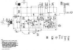 Gramofon Bernard GS 434 - przeróbka DIN na RCA