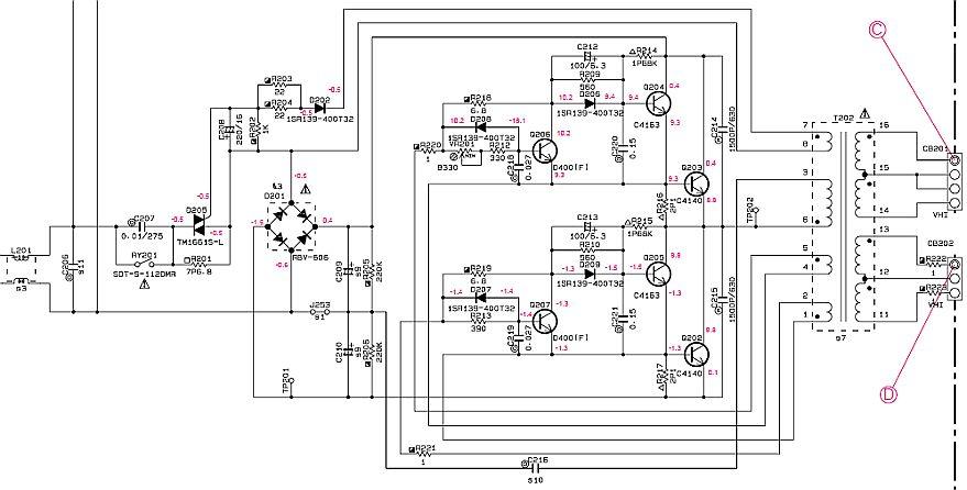 Obliczenie transformatora dla SMPS