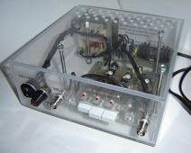 Model filtrów aktywnych z przystosowaniem do badań labo.