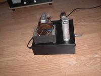 Wzmacniacz lampowy na EL84