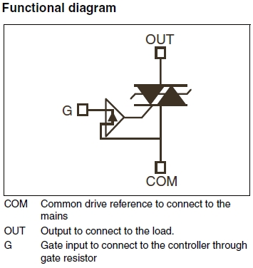 Ariston AVTF129 - Prośba o identyfikację elementu Q1