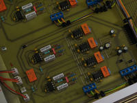 DAC Mietka - DIR9001 + 2xPCM1796 + balanced output