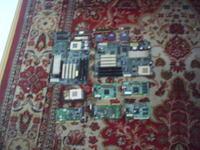 Sprzedam dużo starych części komputerowych...