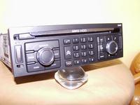 RT3-ev radio montowane w Citroenach i Peugeotach