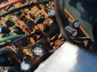 Maxpower model: PX-250W Ver.2.03 wartość spalonego rezystora?