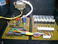 Sterownik urządzeń oparty o DTMF