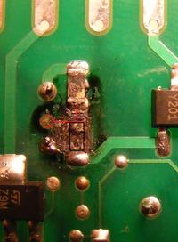 Siemens SE24A260/35 - programator 5WK57701 uszkodzony