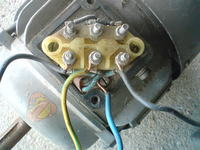 Jak podłączyć silnik elektryczny 380\220V na 230V?