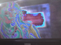 Samsung 32' LE32A457C1D brak tresci obrazu (zaawans.problem)