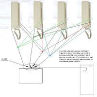 Domofon Urmet z unifonem i 4 słuchawki