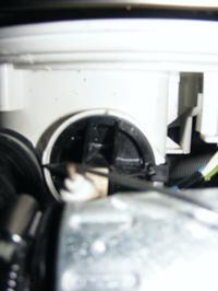 Zmywarka Whirlpool ADG 7550 - jak wyjąć hydrostat?