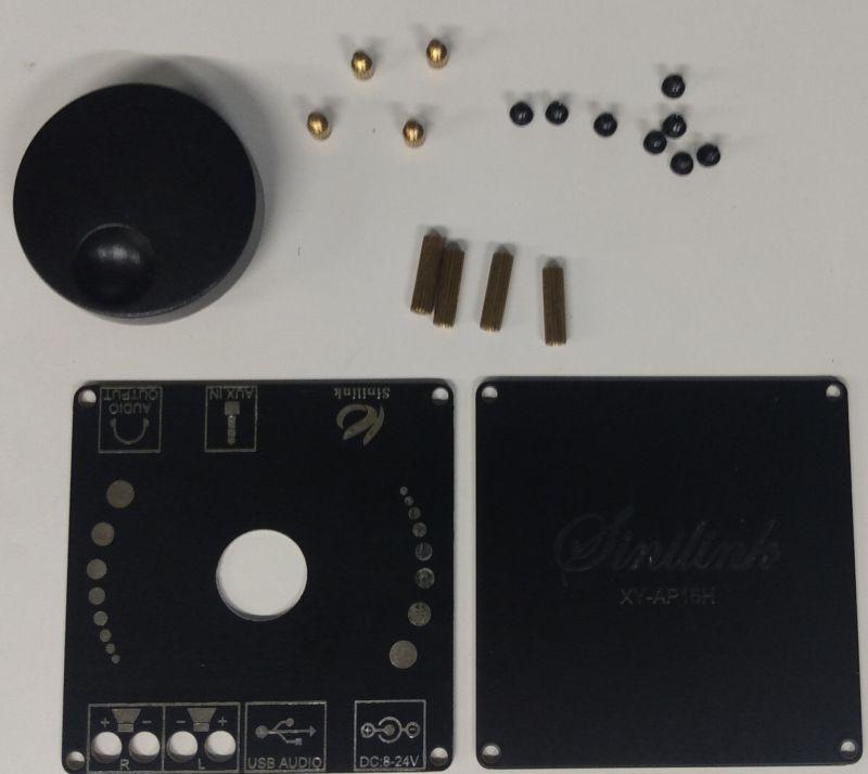 Odtwarzacz Bluetooth/karta dźwiękowa USB XY-AP15H
