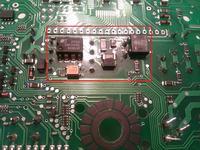 Pralka amica ecotronic 900 plu - nie załącza silnika
