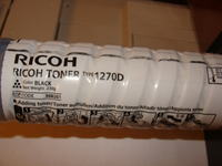 Ricoh Aficio 1515MF - Szary pasek na wydruku