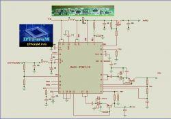 Philips 32pfh4101 - Brak obrazu podświetlenie jest