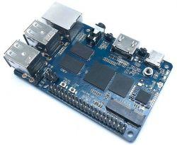 Nowe Banana Pi z RTD1395 , złązem M.2 i wymiarami Raspberry Pi 3B+