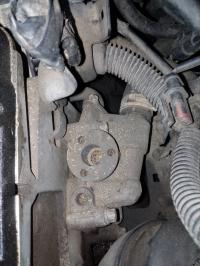 Corsa C Z12XE - Ubywa płynu chłodniczego, poprzez EGR?