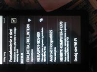 Laptop Samung RV511 - Brak konfiguracji WI-FI z tabletem