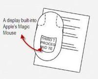 Patenty Apple'a: mysz z ekranem i wirtualna klawiatura