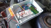 Pomiar prądu w samochodzie, prosty amperomierz