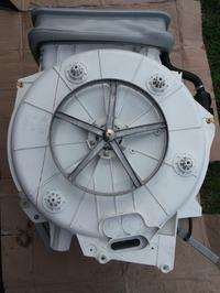 [Sprzedam] Zbiornik +b�ben pralki Ariston AVTL82 z fartuchem