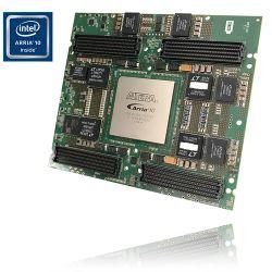 Modułowa płytka prototypowa z FPGA Intel Arria 10
