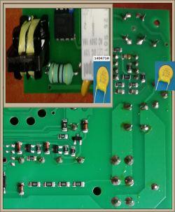 Piekarnik Amica 10143.4 -Wyświetlacz nie wyświetla poprawnie czasu i temperatury