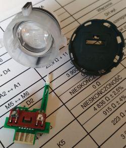 Zmywarka Electrolux ESL4575RO - nie nagrzewa wody.