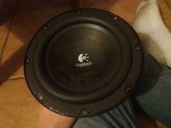 Jaki głośnik na zmianę głośnika niskotonowego logitech z623