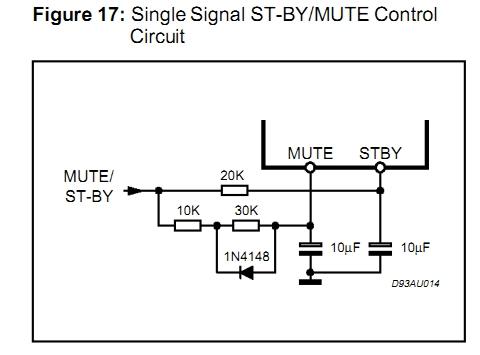 Sprawdzenie projektu subwoofera na 2xTDA7294