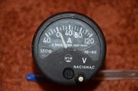 opel astra F 1,6 16V - Pod��czenie amperomierzo-woltomierza