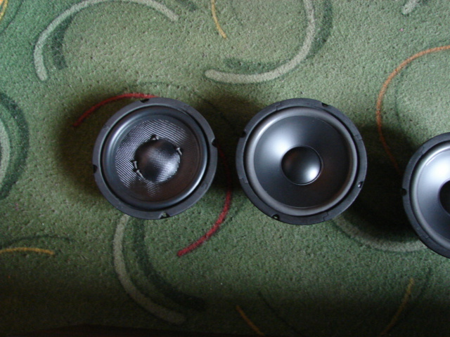 Pierwsze prezentowane na forum kolumny koniego.SoundStar m45
