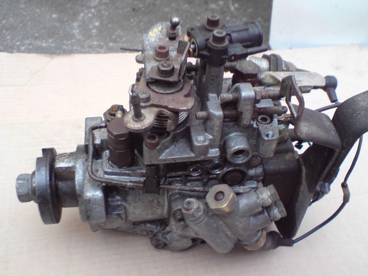 Ford Escort 1.8D - problem z pomp� po wymianie elektrozaworu