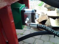 Hydrauliczna �uparka do drewna