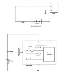 Toyota yaris 2 1,0 - Świeci kontrolka ładowania,a ładowanie jest 14,4v