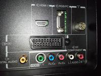 Toshiba 32W2333 - Połączenie z laptopem