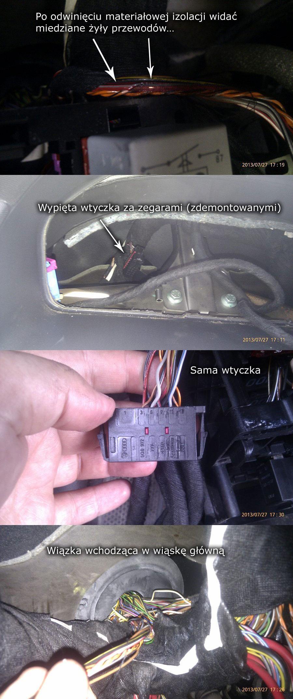 VW Sharan 1,9 TDI 115KM, 2001r - Nie mog� uruchomi� silnika, b��d na przeka�niku
