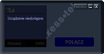 axessmv400 - b��d aplikacji axessmanager