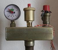 Vaillant VKS 36 / 2x - Nagłe spadki ciśnienia w instalacji CO