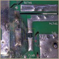 Płyta indukcyjna Whirlpool W10815931 - niepożądane napięcie miedzyfazowe