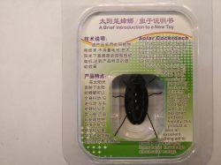 Słoneczny karaluch - Solar Robot Kit - dlaczego popularny? - Test / Recenzja